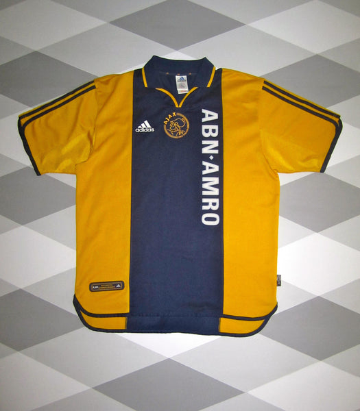 2000/01 Ajax Centenary Away Shirt L