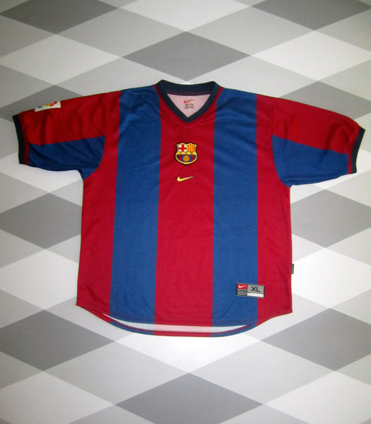 Barcelona home football shirt