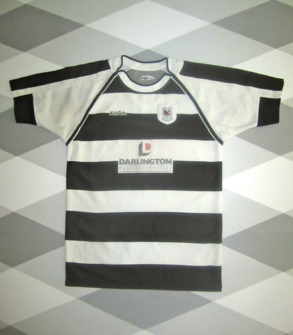 2005/06 Darlington Home Shirt M