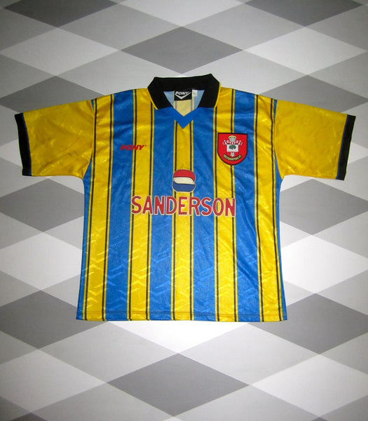 1995/97 Southampton Away Shirt XL
