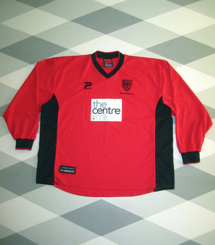 2002/04 Wimbledon Away Shirt XXL