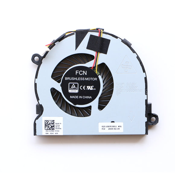 Dell Inspiron 15-3567 Cpu Cooling Fan CN-0CGF6X