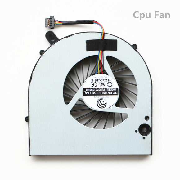 EVGA SC15 Gaming Laptop CPU Cooling Fan