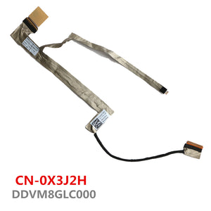 Dell Vostro 1014 1088 Lcd Lvds Cable CN-0X3J2H DDVM8GLC000