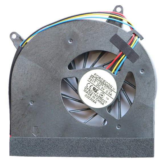 ASUS M60 M60J M60P Cpu Cooling Fan Forcecon DFS531405MC0T F81T