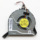 HP Pavilion 17-f261ng 17-f200nk 17-f230nr 17-f231nr 17-f222nr 17-f237ng 17-f224no 17-F131DS CPU Cooling Fan