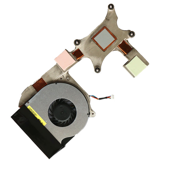 Dell E6400 CPU Cooling Fan with Heatsink Forcecon DFS531005MC0T F750 P/N:0FX128