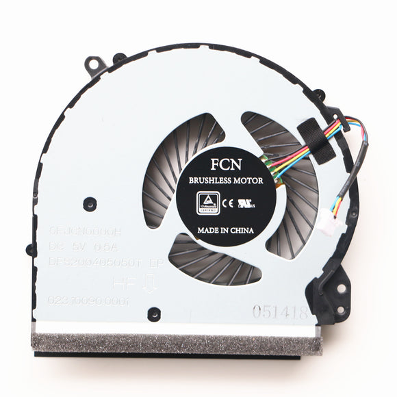HP 17-bs Fan 17-bs000 17-bs000ng 17-bs108ng 17-bs515ng CPU Cooling Fan