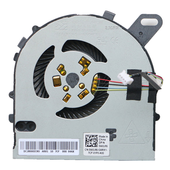 Dell Inspiron 7560 V5468 V5568 7572 CPU Cooling Fan CN-0W0J85