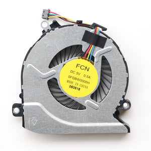 HP 15-an020nw 15-an051na 15-an050nr 15-an050ca 15-an051dx Cpu Cooling Fan