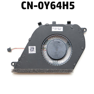 DELL Inspiron 7570 7573 7580 CPU COOLING FAN CN-0Y64H5
