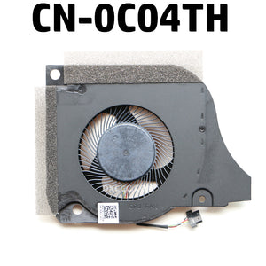 CN-0C04TH For DELL G7-7590 G7-7790 CPU & GPU Cooling Fan DC12V 1.0A
