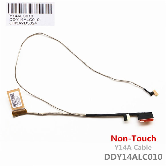 DDY14ALC010 DDY14BLC130 LCD CABLE FOR HP 15-P 15-K 15-V 15Z-P000 15-P214DX LCD LVDS CABLE