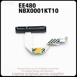 EE480 HDD FFC NBX0001KT10 FOR LENOVO THINKPAD E480 E485 HDD SATA CABLE JACK