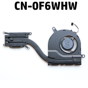 Dell Latitude 5490 5491 5495 CPU COOLING FAN (UMA) CN-0F6WHW