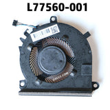 L77560-001 For HP Pavilion Gaming 16 (16-a0000) CPU Cooling Fan