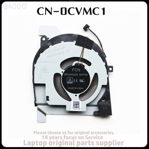 CN-0CVMC1 FOR DELL Latitude 5501 / Precision 3541 CPU COOLING FAN