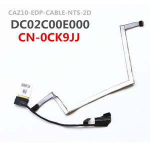 CAZ10-EDP-CABLE-NTS-2D DC02C00E000 For DELL Latitude 7280 E7280 LCD LVDS CABLE CN-0CK9JJ