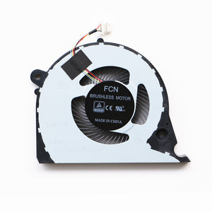 Laptop Cpu Cooling Fan For DELL G7-7577 G7-7588 G5-5587 P72F / Vostro 7580 15-7580-D1545S 15-7570 Laptop CPU & GPU Cooling Fan