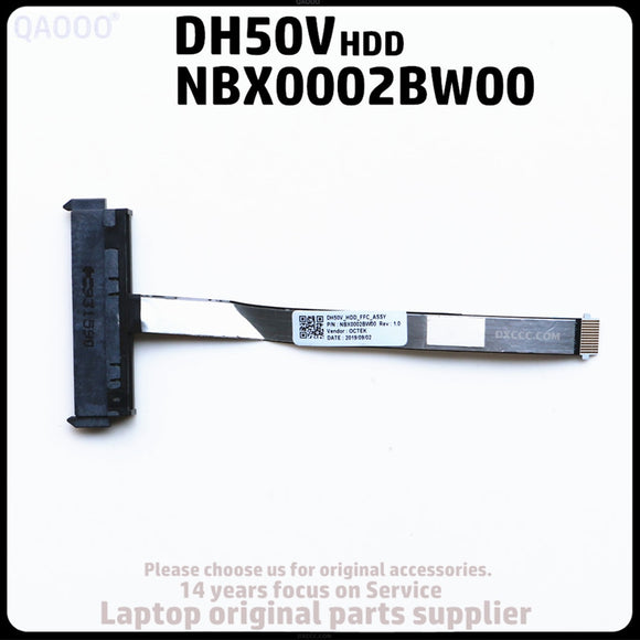 DH50V NBX0002BW00 SATA SSD HDD CABLE For ACER AN515-42 AN515-42-R5ED SATA HDD CABLE JACK