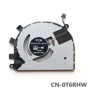Dell Inspiron 15 5584 Cpu Cooling Fan CN-0T6RHW