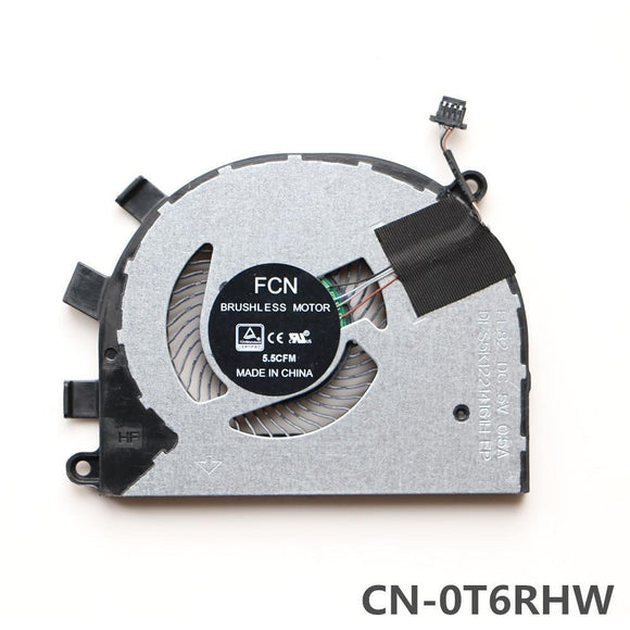 Dell Latitude 14 3400 Cpu Cooling Fan CN-0T6RHW