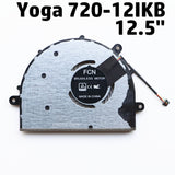 LENOVO YOGA 320 CPU COOLING FAN YOGA 720-12IKB CPU COOLING FAN 12.5""