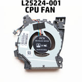 HP ZHAN99 TPN-C134 CPU & GPU Cooling Fan L25223-001 / L25224-001