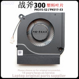 Acer Predator Helios 300 PH317-53 / PH315-52 (2019) CPU COOLING FAN DC28000QEF0
