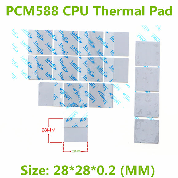 Laird PCM580 Series PCM588 CPU Thermal Pad CPU PAD Wholesale