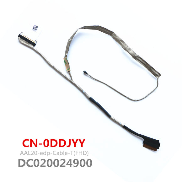 Dell Inspire 3558 5551 5555 5558 FHD Lcd Lvds Cable DC020024900 CN-0DDJYY