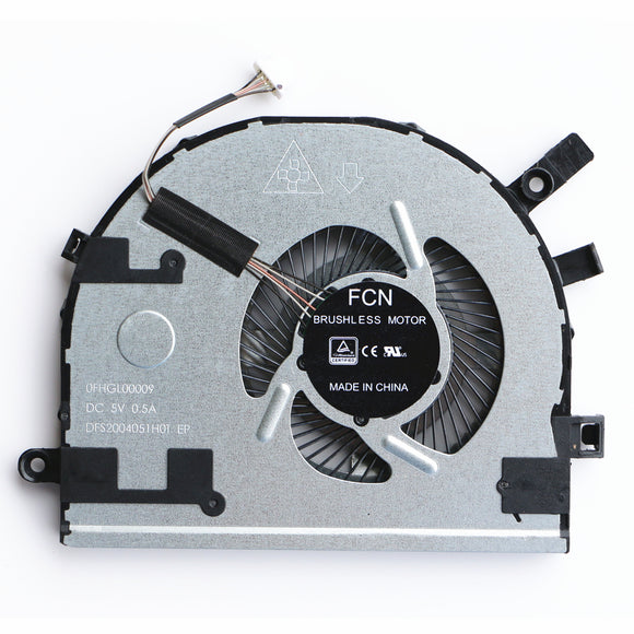 Lenovo Ideapad 510S 510S-14ISK 510s-14IKB Cpu Cooling Fan