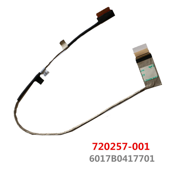 HP Envy17-J Touchsmart M7 Lcd Lvds Cable 6017B0417701 720257-001