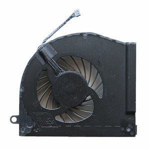 HP Zbook 17 Cpu Cooling Fan FCN DFS661605PQ0T FC7W 735373-001