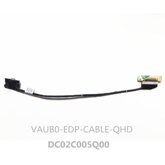Dell XPS 9530 Lcd Lvds Cable VAUB0 DC02C005Q00 EDP QHD Cable