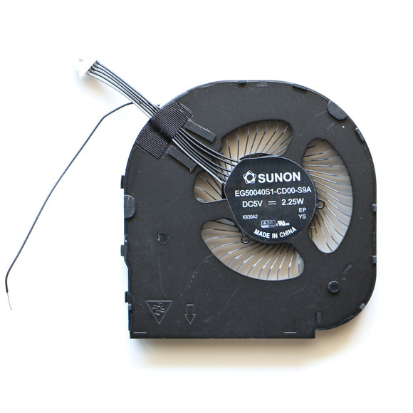 Lenovo thinkpad t480s CPU Cooling Fan eg50040s1-cd00-s9a