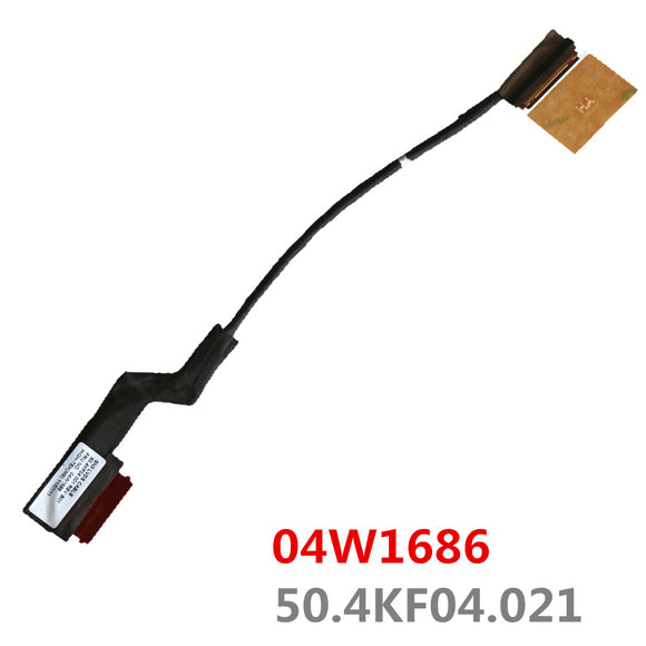 Lenovo Thinkpad T420S T420SI T430S Lcd Lvds Cable 50.4KF04.021 04W1686