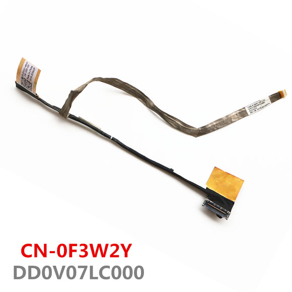 Dell Inspiron 5323 V3360 Lcd Lvds Cable DD0V07LC000 CN-0F3W2Y