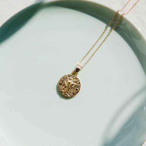 Celestial Gemini Necklace