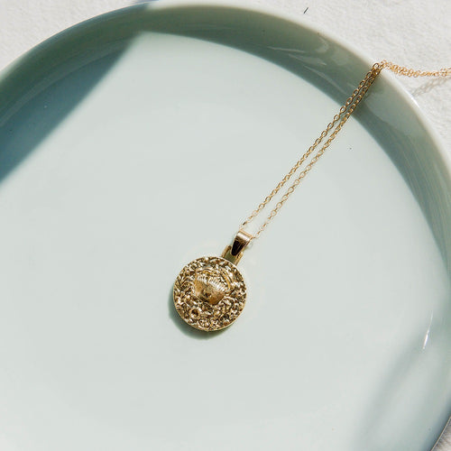 Celestial Cancer Necklace