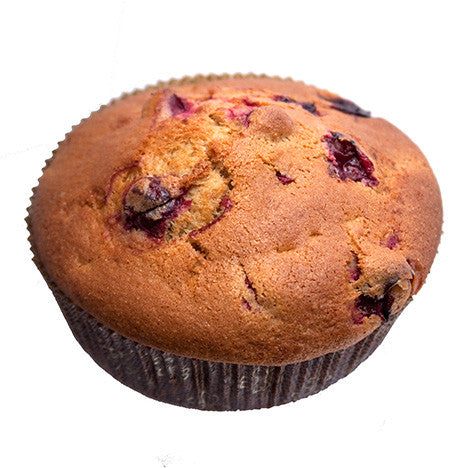 Picture of Cranberry Orange Muffins