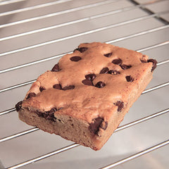 Peanut Butter Blondies with Chocolate (Dozen)
