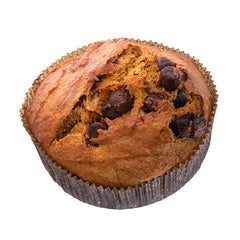 Pumpkin Chocolate Chip Muffins (Dozen)