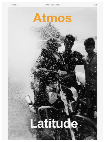 ATMOS MAGAZINE - LATITUDE (VOLUME 02 COVER 01)
