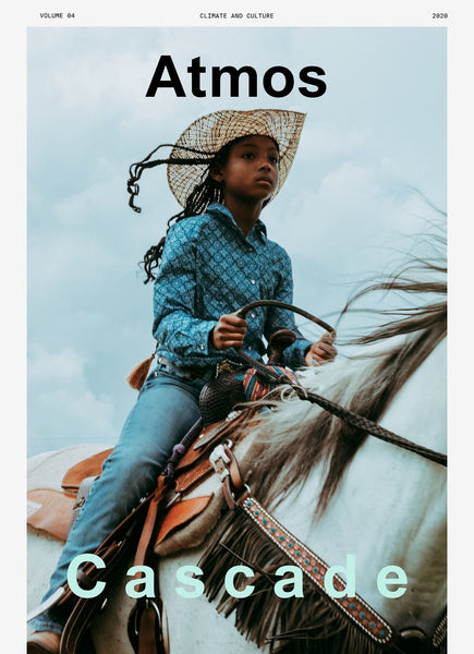 ATMOS MAGAZINE - CASCADE VOLUME 04 COVER 03