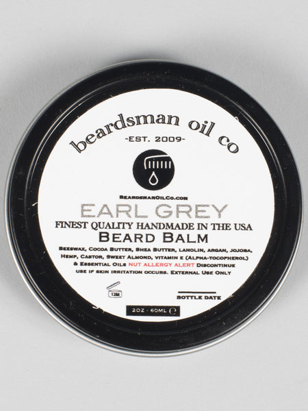 THE BEADSMAN OIL CO - BEARD BALM (EARL GREY)