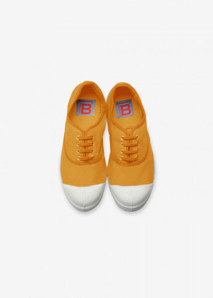 BENSIMON - ORIGINAL LACE TENNIS (ORANGE)