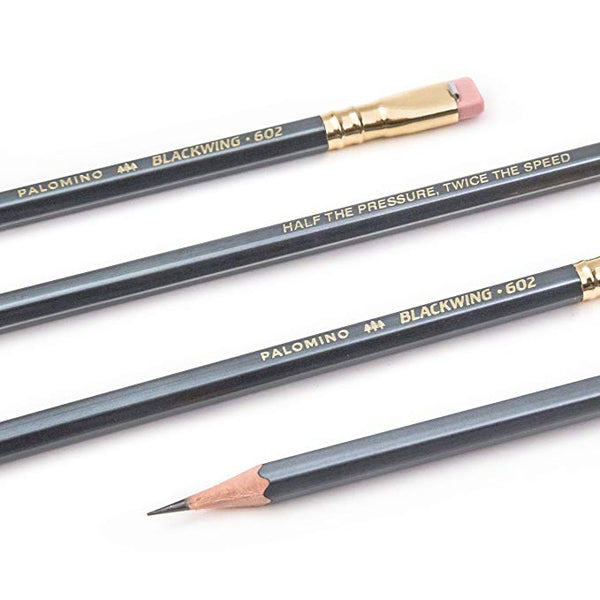 PALOMINO BLACKWING 602 PENCIL - FIRM (12 PENCILS)