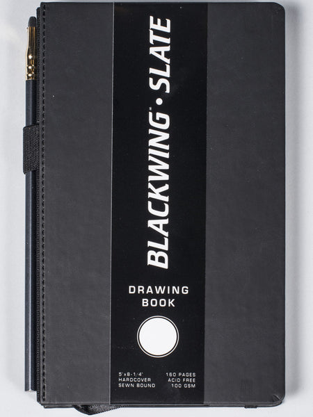 PALOMINO BLACKWING SLATE - DRAWING BOOK (PLAIN)