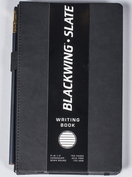PALOMINO BLACKWING SLATE - WRITING BOOK (RULED)